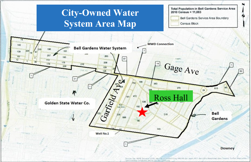 Community Meeting on City-owned Water System Rates