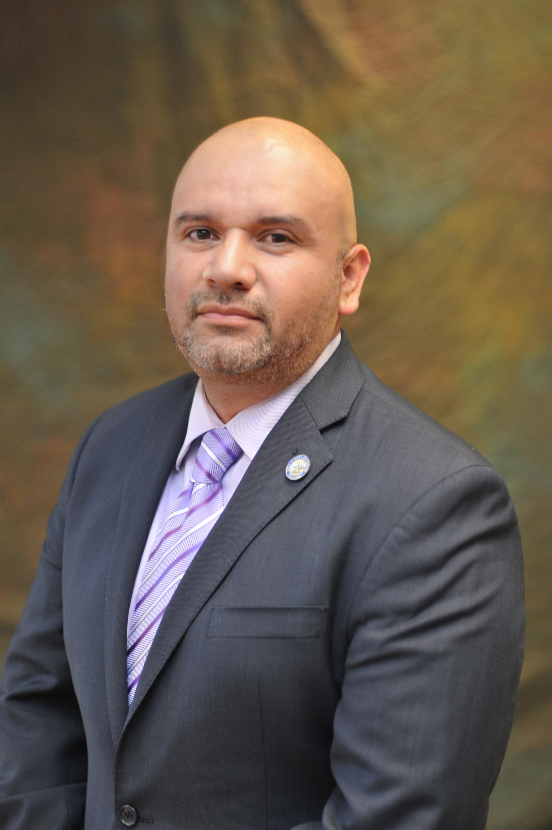 Council Member Pedro Aceituno