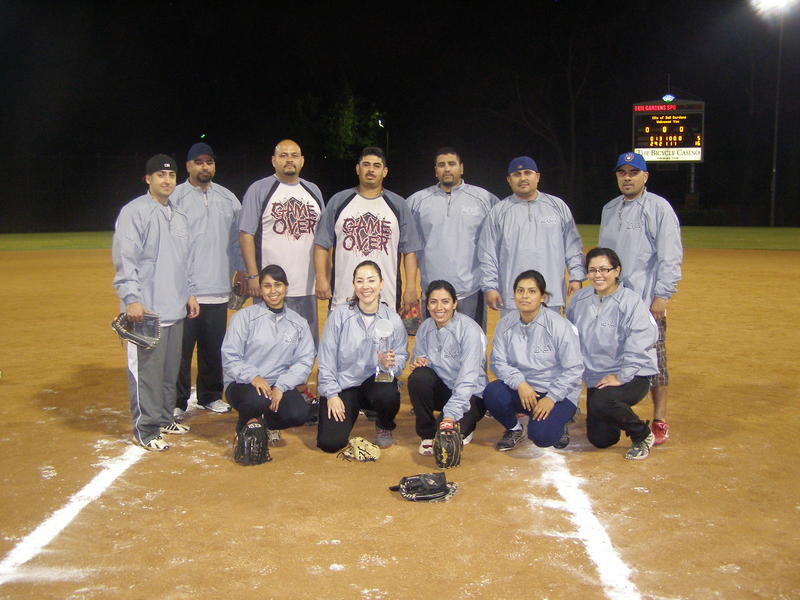 Co-ed Softball